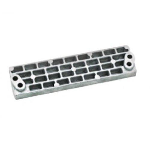 Mercury Waffle Zinc Anode 43396
