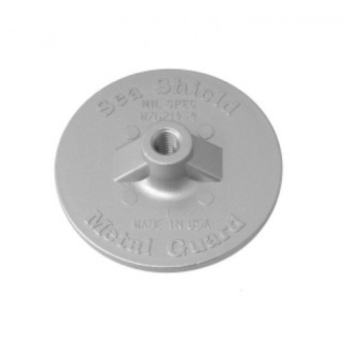 Mercury Flat Trim Tab Zinc 76214-4
