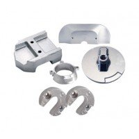 Mercury Alpha G2 Zinc Anode Kit