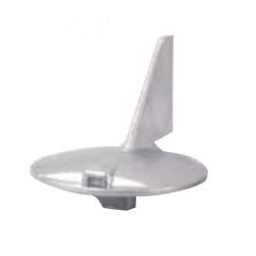 Yamaha Outboard Trim Tab Zinc Anode