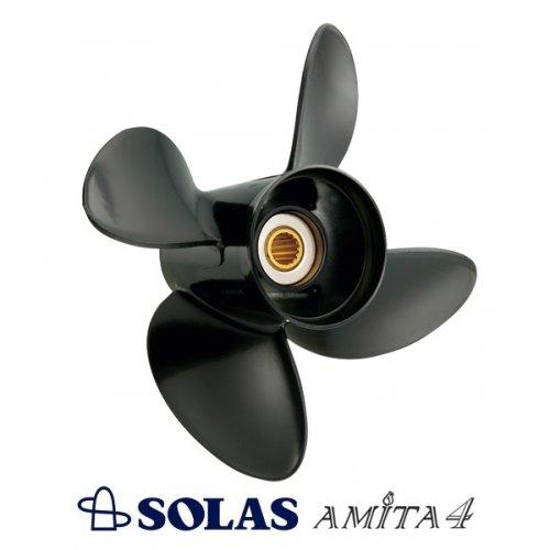 Solas Amita-4 Propeller E/J 15-35 HP