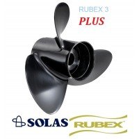 Solas Amita-3 Plus Rubex Propeller 90-300 HP Mercury