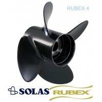 Solas Amita 4 Rubex Propeller 90-300 HP Mercury