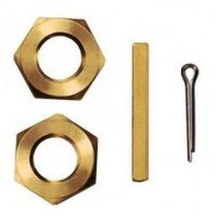 Propeller Nut Kit 3.500""