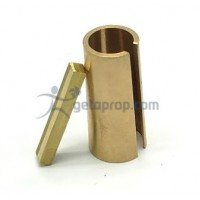 Anchor Bronze Bore Reducer Bushing 0.875 to 0.750""