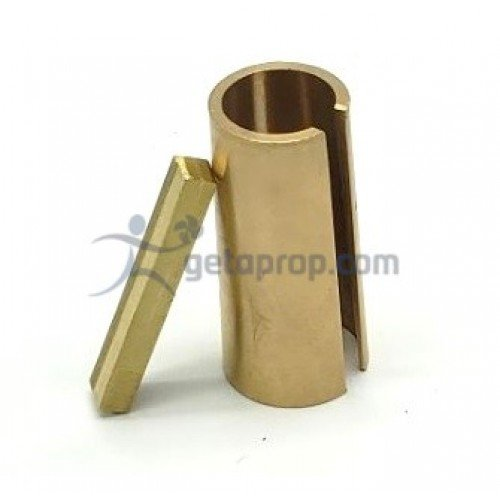 "Anchor Bronze Bore Reducer Bushing 1.500"" to 1.250"""