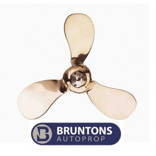 "Bruntons AutoProp Feathering Propeller 17"" H5 Series"