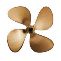 "Michigan Dynaquad Propeller Bronze 34"""