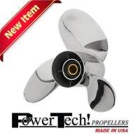 PowerTech LNT3 Propeller 50-140 HP Suzuki