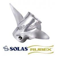 Solas PRO3 Rubex Propeller Tohatsu 115-250 HP