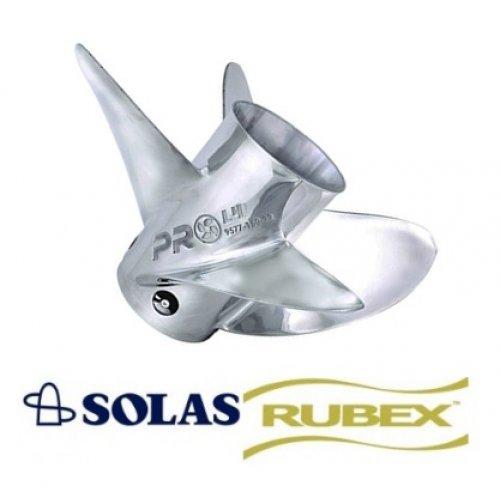 Solas PRO4 Rubex Propeller Mercury 90-300 HP