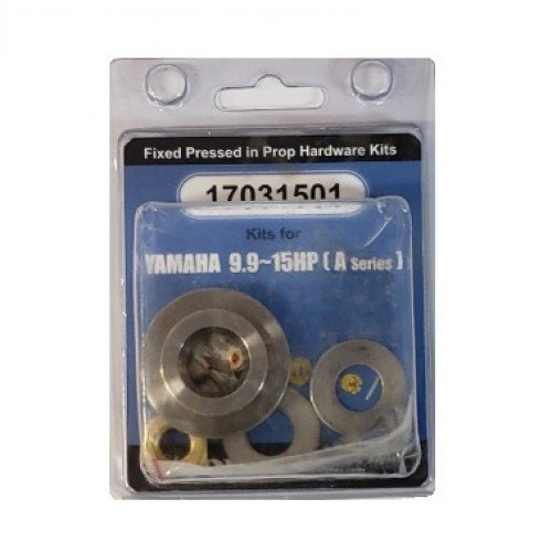 Yamaha Prop Nut Kit for use with 9 9-20 HP Yamaha Outboards