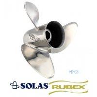 Solas HR3 Titan Rubex Propeller 150-300 HP Suzuki