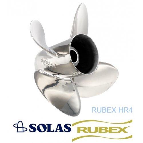 Solas HR4 Titan Rubex Propeller 90-300 HP Mercury