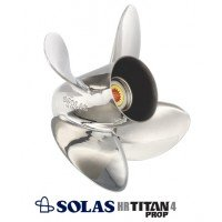 Solas HR4 Titan Propeller 90-300 HP Mercury