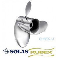 Solas Lexor 3 Rubex Propeller Suzuki 150-300 HP