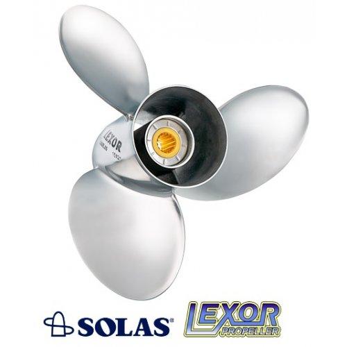 Solas Lexor 3 Propeller 115-250 HP Tohatsu