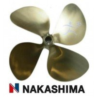 "Nakashima Propeller 22"" 2.00"" Bore RH"
