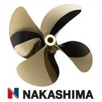 "Nakashima Propeller 17"" 1.25"" Bore"