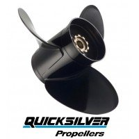 Quicksilver Black Diamond Propeller 60-130 HP Honda