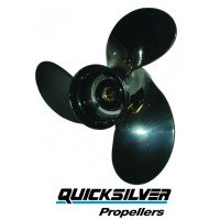 Quicksilver Black Diamond Propeller EJ 8-15 HP