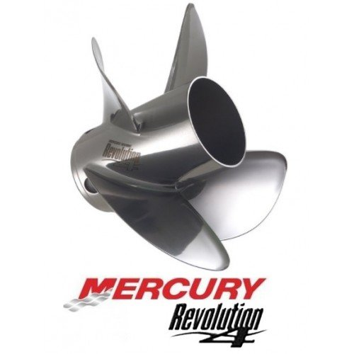 Mercury Revolution 4 Propeller Suzuki 150-300 HP