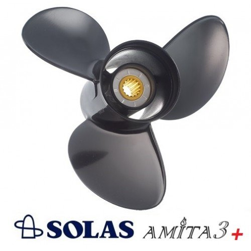 Solas Amita 3 Plus Propeller 60-130 HP Honda