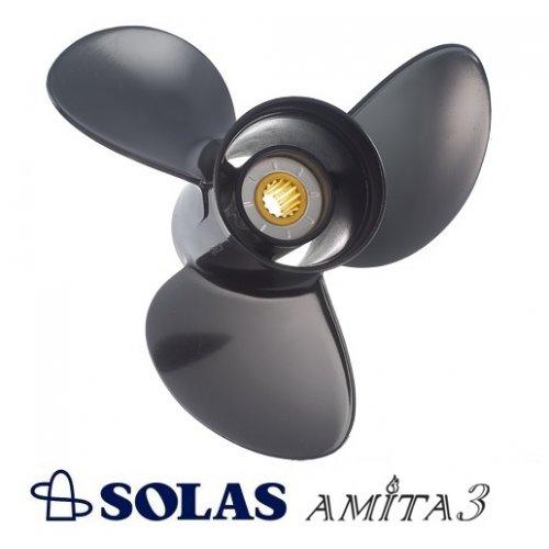 Solas Amita 3 Propeller 35-60 HP Tohatsu