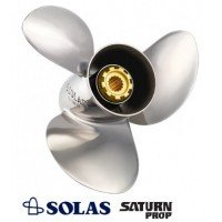 Solas Saturn Propeller 8-20 HP Tohatsu
