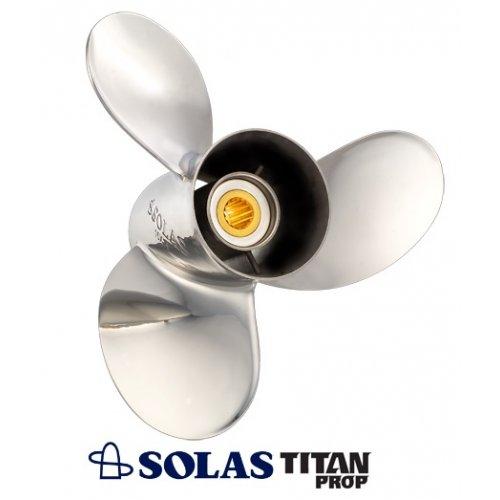 Solas Titan 3 Propeller 40-140 HP Mercury