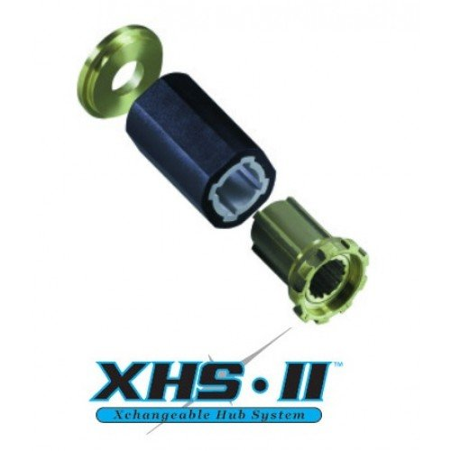 XHS203 Michigan Wheel XHS Hub System Yamaha