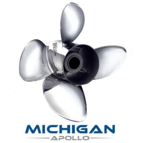 Michigan Wheel XHS Apollo 4 Propeller - Get A Yamaha Prop