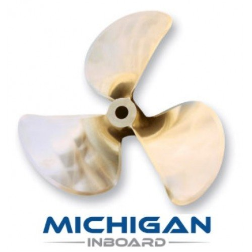 """Michigan DJX NiBral 19"""" Diameter"""
