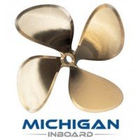 "Michigan Dyna Quad Bronze 26"" Diameter"