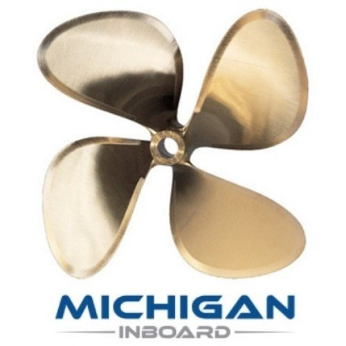 "Michigan Dyna Quad Bronze 28"" Diameter"