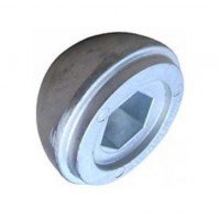 Quick Zinc Anode 140mm Tunnel