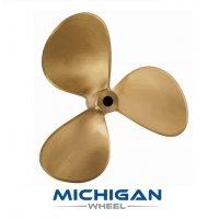 "Michigan Sailor-3 Propeller M-Series 12"""