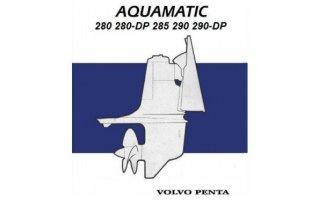 Volvo Penta Aquamatic Propellers