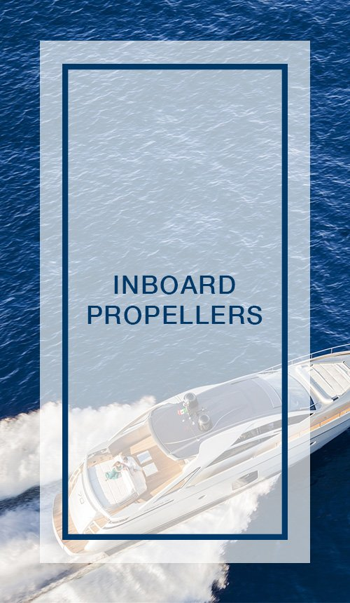 Inboard Propellers