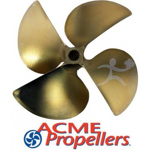 ACME Propellers 1807 Ski Boat and Wake Boat Propellers