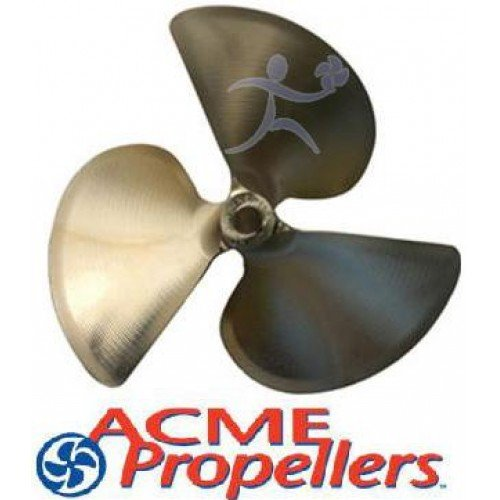 ACME Propellers 1608 Ski Boat and Wake Boat Propellers