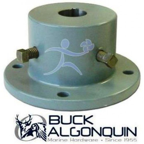 Atomic Four Solid Coupling 3.410""
