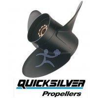 Quicksilver Black Diamond Propeller E/J 40-75 HP
