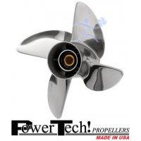PowerTech CFF4 Propeller Yamaha 50-130 HP