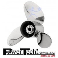 PowerTech LFS3 Propeller 150-300 HP Suzuki
