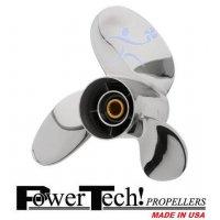PowerTech LNR3 Propeller 50-140 HP Suzuki