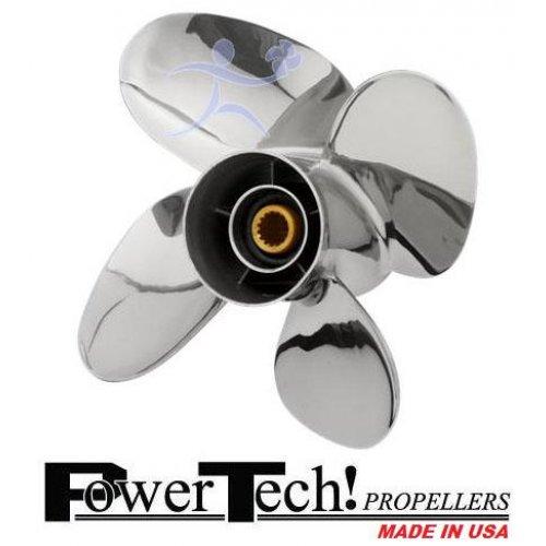 PowerTech LNR4 Propeller 50-140 HP Suzuki | Suzuki Propellers
