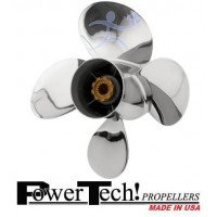 PowerTech MQS4 Propeller 90-300 HP Mercury