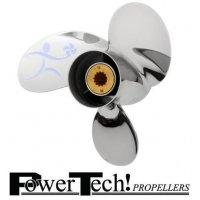 PowerTech NREB3 Propeller 35-66 HP Suzuki