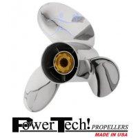PowerTech NRS3 Propeller Yamaha 50-130 HP